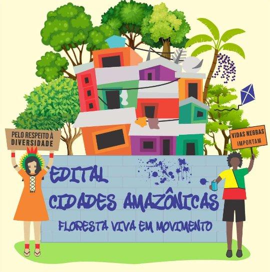 Cidades Amazônicas: floresta viva em movimento