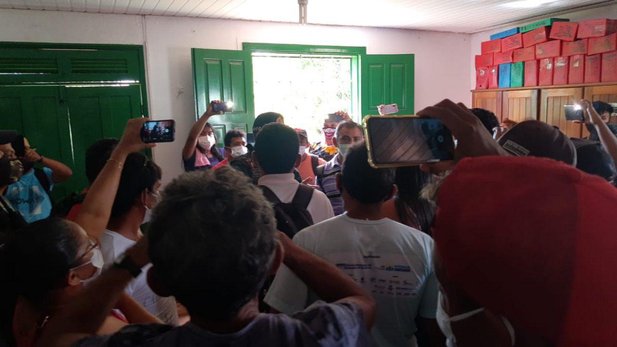 Nota de Repúdio à invasão ao STTR de Santarém
